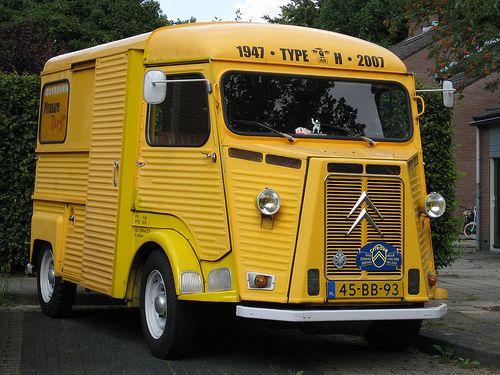 Citroën Hy Regtur Flickr