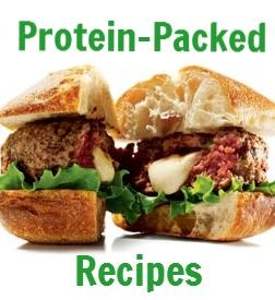 Protein packed recipes to keep you feeling fuller longer.