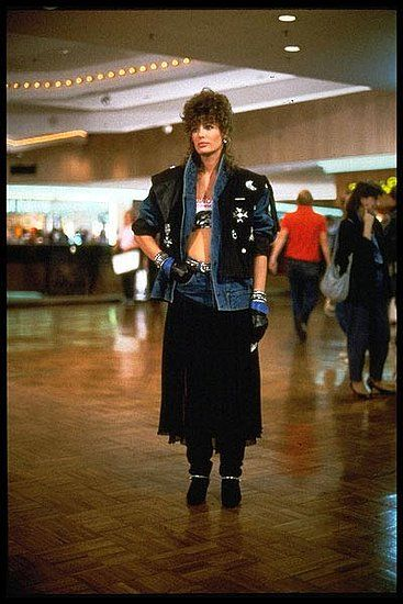 Clothes from John Hughes movie Weird Science - Kelly Lebrock.