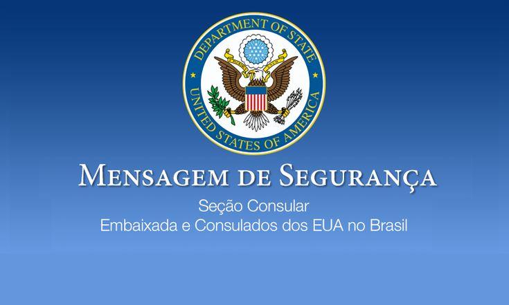 Decreto do Executivo para Proteger a Nação Contra a Entrada de Terroristas Estrangeiros no EUA   Embaixada e Consulados dos EUA no Brasil