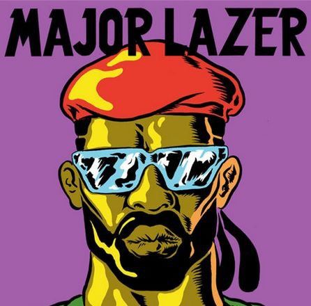 MAJOR LAZER • PEACE IS THE MISSION