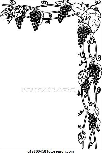 Clip Art of Grape Vines u17800458 - Search Clipart, Illustration Posters, Drawings, and EPS Vector Graphics Images - u17800458.jpg