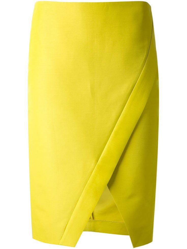 Седрик Шарлье Wrap стиле юбка-карандаш - Firis - Farfetch.com