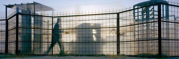 Gaza, Gush Katif Settlement; Occupied Palestinian Territories, 2005