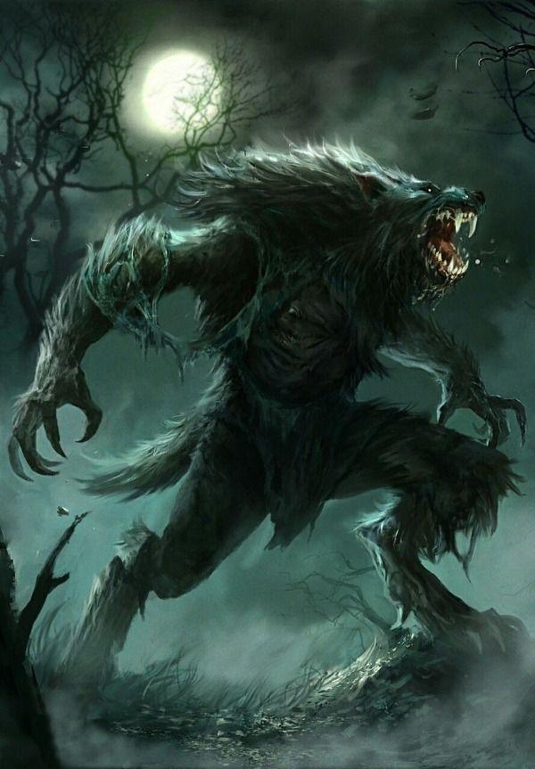 Stuff & Thangs | Werewolf art, Werewolf, Fantasy wolf