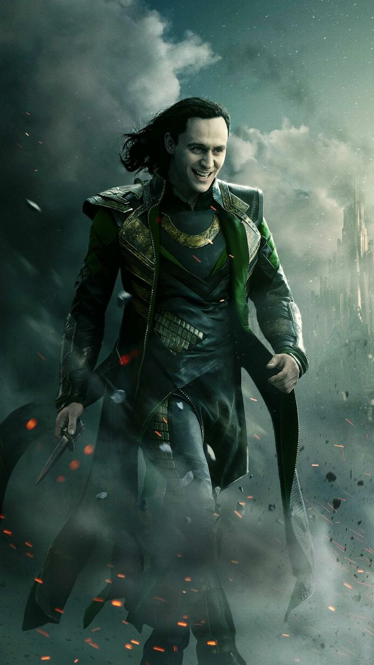 Loki screensaver - Loki phone wallpaper ...