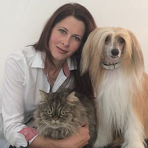 Tatiana Lisichkina - spolumajitelka VIP PETS