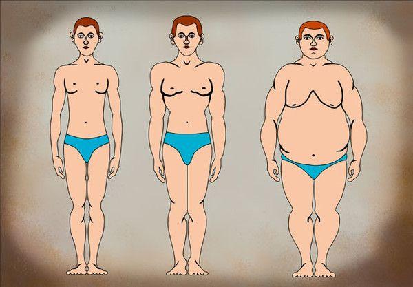 Entrena según tu tipo de cuerpo