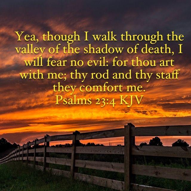 Pin By Akilah On Let Us Pray Let Us Pray Psalms 23 4 Psalms