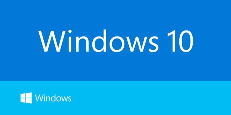 Microsoft presenta Windows 10, estas son sus características