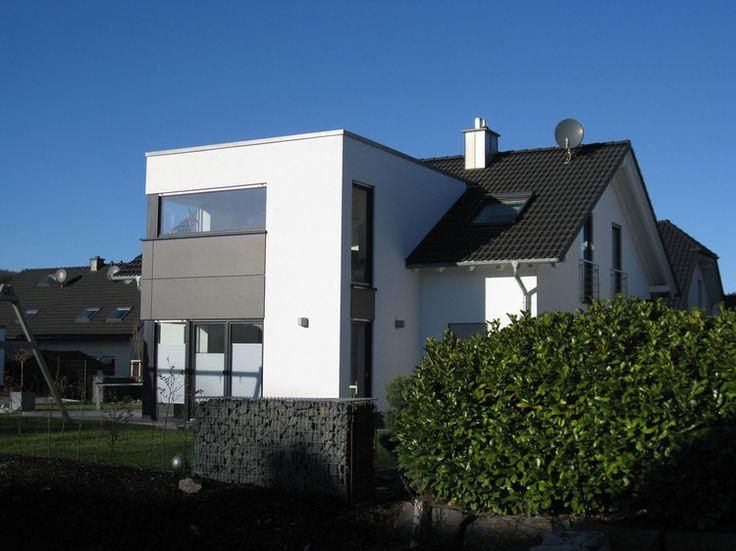 119 besten haus bilder auf pinterest dachboden for Haus anbau modern