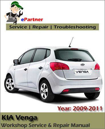 Stupendous Fine Kia Venga 2009 2010 2011 Service Repair Manual Car Service Wiring Database Numdin4X4Andersnl