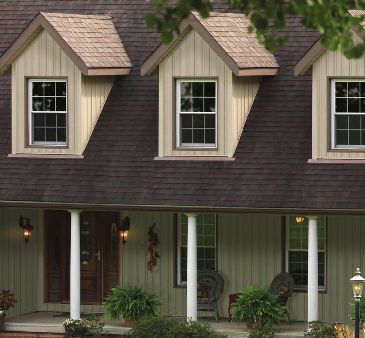 The 25 best images about vertical and horizontal mixed for Best vertical siding