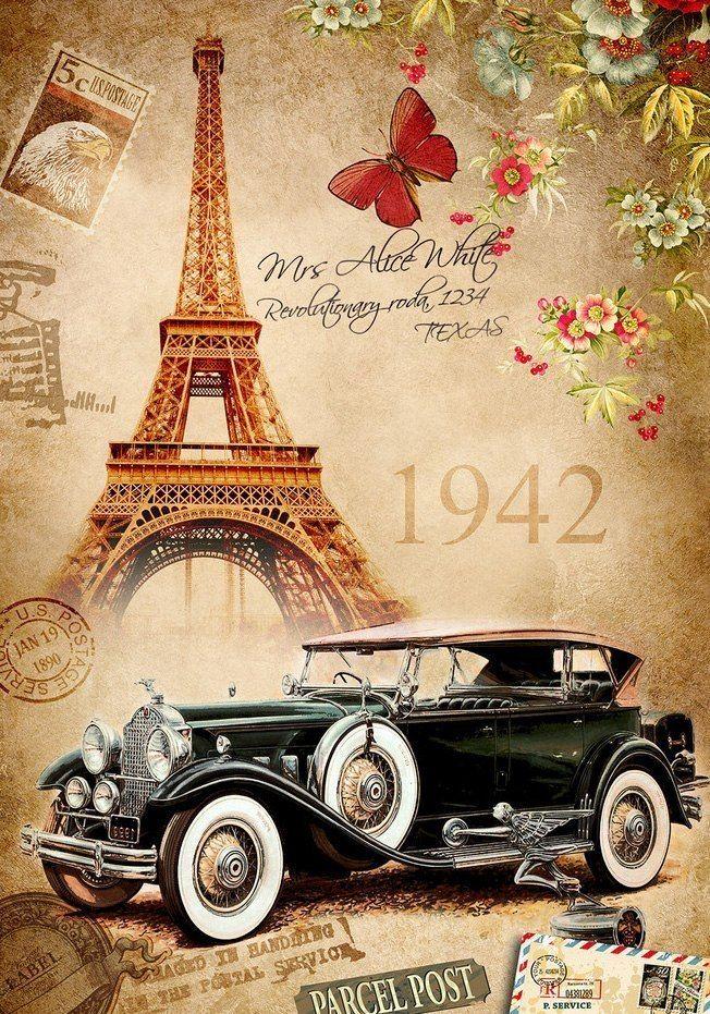 Детей, фон для мужской открытки с машиной