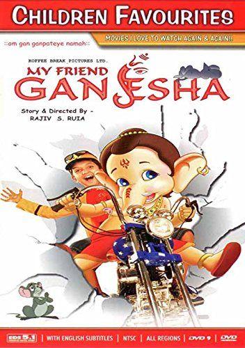 My Friend Ganesha Hindi Movie Online - Ahsaas Channa, Kiran Janjani, Sheetal Shah, Arun Bakshi, Mushtaq Khan, Upasana Singh and Rachit Trehan. Directed by Rajiv S Ruia. Music by P. Shankar. 2007 ENGLISH SUBTITLE