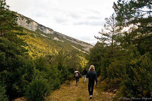 Caminando entre dos montañas - Walking between two mountains