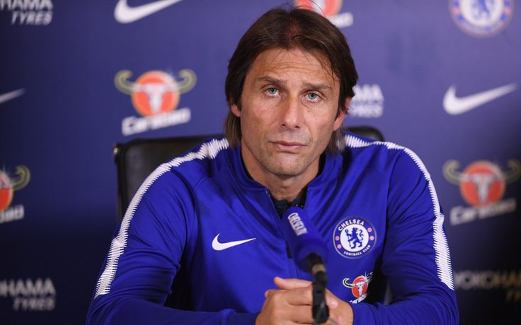 Furious Antonio Conte denies claim that Chelsea players are unhappy with his training methods