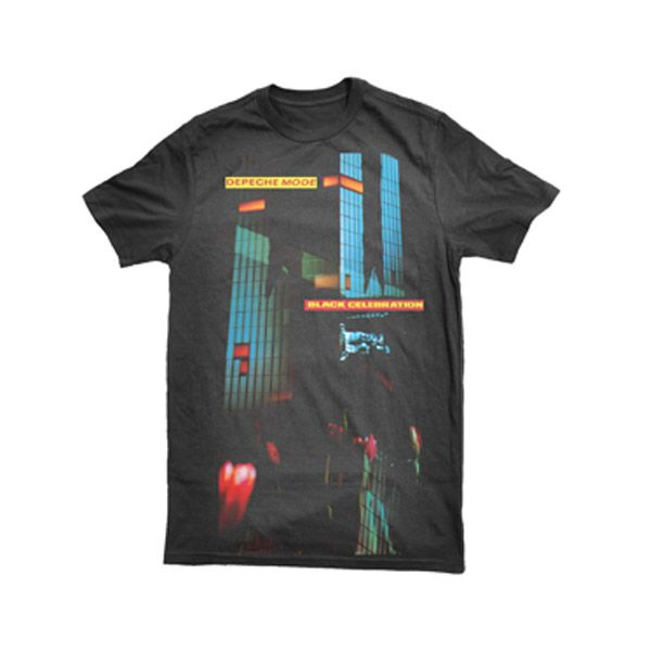 Black Celebration Depeche Mode shirt