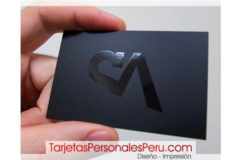 modelos de tarjetas de presentacion