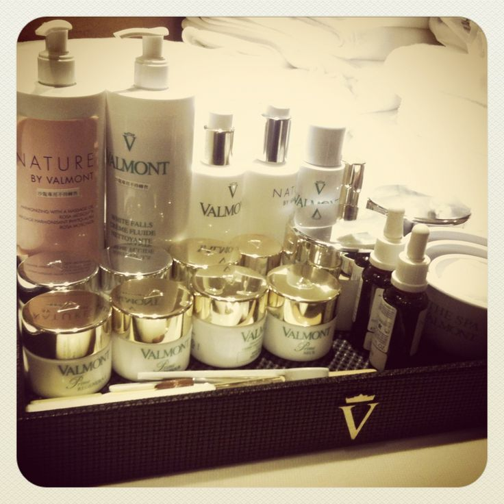 In the SPA by Valmont.