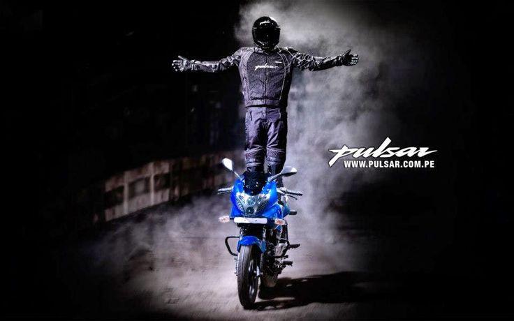 "Eres Fanáticos de las Motos Pulsar?, Esto Te Encantará ""Wallpaper ó Fondo de Pantalla De Motos Pulsar"" Modelos 135, 150, 180, 200ns, 220"