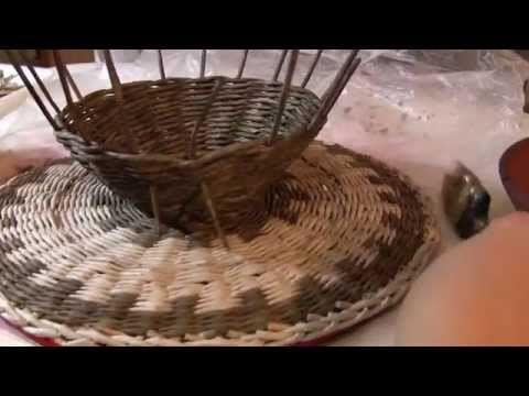 """Модные сумки своими руками. Часть 5. Представляем пятую часть мастер-класса из серии """"Плетёные сумки"""". Из этого видео вы узнаете, как плести сумку с квадратн..."""