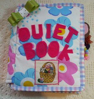 lenaquilt: i like to make quiet books