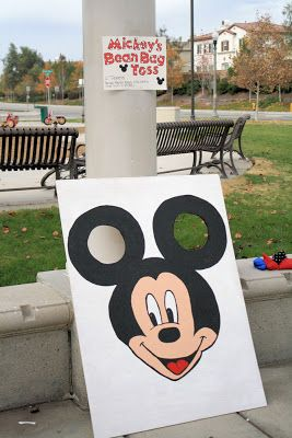 For my son's first birthday we threw him a fun Mickey Mouse Carnival party. What better way to incorporate his LOVE for Mickey Mouse while c...
