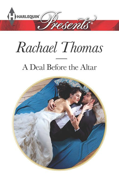 A Deal Before the Altar (Harlequin Presents) - Kindle edition by Rachael Thomas. Literature & Fiction Kindle eBooks @ Amazon.com.