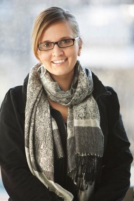 A profile article for Concordia Alumni.  Meshing Art and Social Change