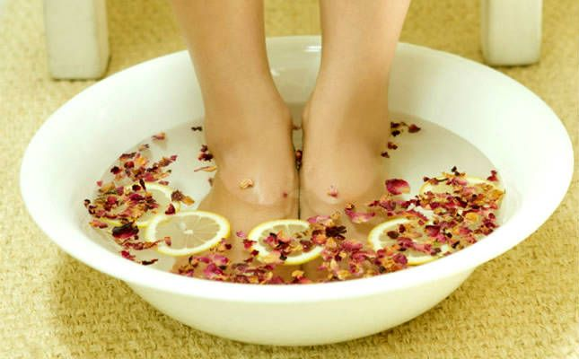 Get Silky Smooth Feet with This Baking Soda Natural Treatment