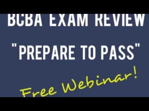 BCBA Exam Review  - repinned by @PediaStaff – Please Visit  ht.ly/63sNt for all our ped therapy, school & special ed pins