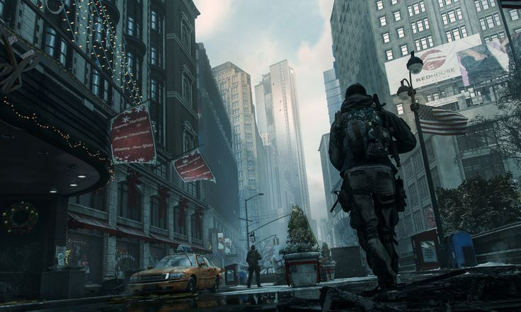 The Division Sold More Copies Day One Than Any Game in Ubisoft History