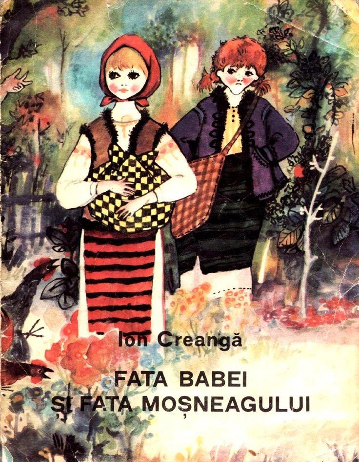 Stefan Nastac - Fata Babei si Fata Mosneagului