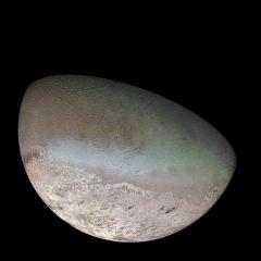 Triton Moon Facts