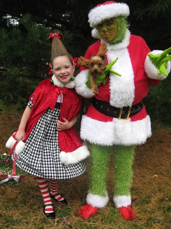Lou whos dad the grinch on pinterest cindy lou who grinch and grinch
