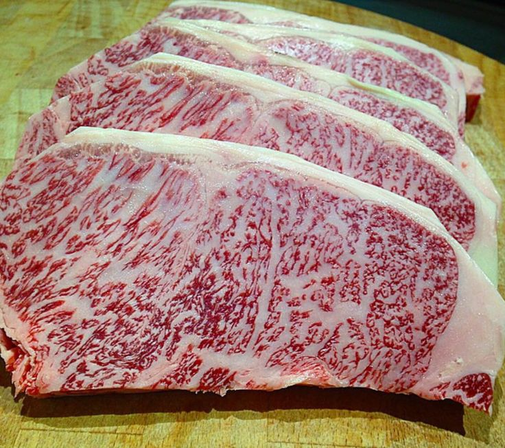 extreme marbled waygu from Blackmore