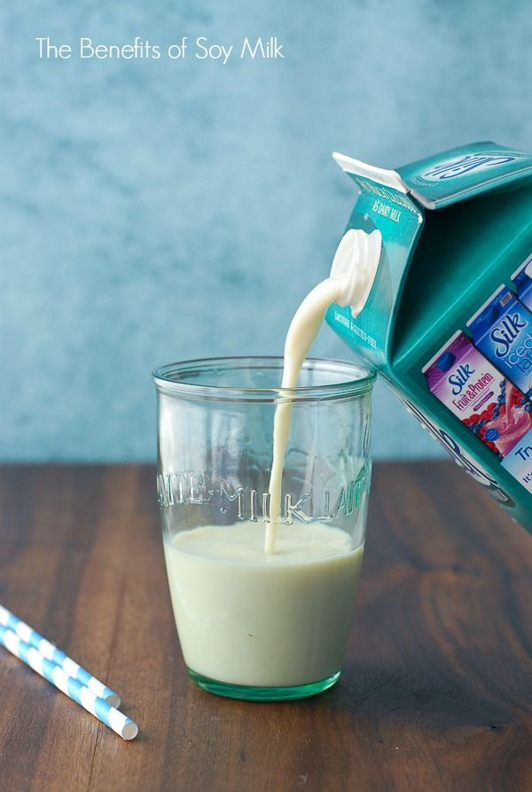 The Benefits of Soy Milk | Boulder Locavore #soymilk #healthy #glutenfree