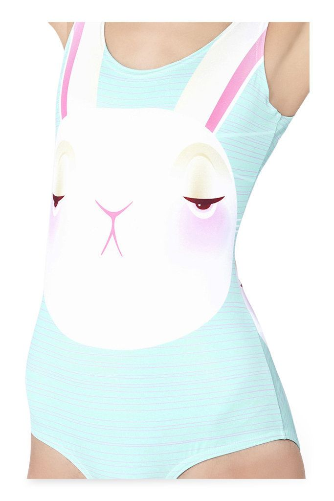 Find More One Pieces Information about High Quality Women Sexy One Piece Printed Cute Rabbit Swimsuit Girls Kawaii Monokini Swimwear Cheap Bodysuits,High Quality swimwear bottom,China swimwear for big girls Suppliers, Cheap swimwear one piece sexy from Cheap Designer Socks on Aliexpress.com