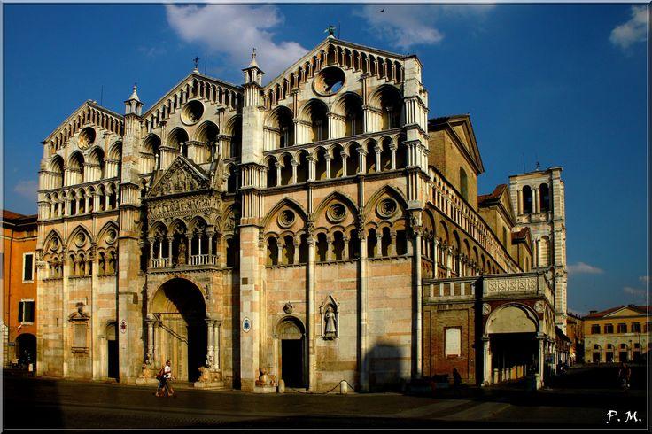 Ferrara: La Cattedrale di San Giorgio by Paolo Magnani on 500px