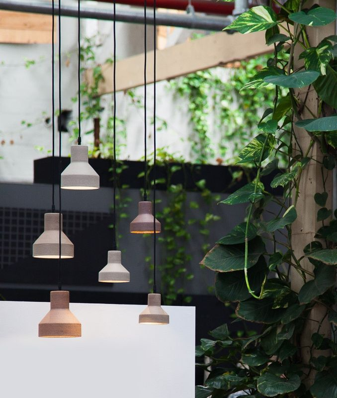 We're so privileged to have collaborated with one of Australia's leading master potters on both everyday tableware and high-end tableware and now lighting. These pendants are available in three textural finishes and two sizes.