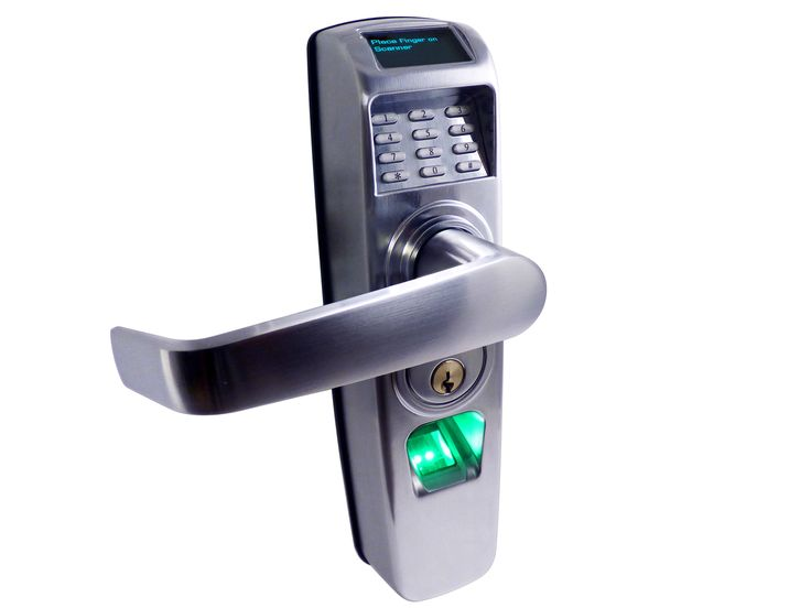 Westinghouse RTS Z-Wave Series Biometric Lock #spygear