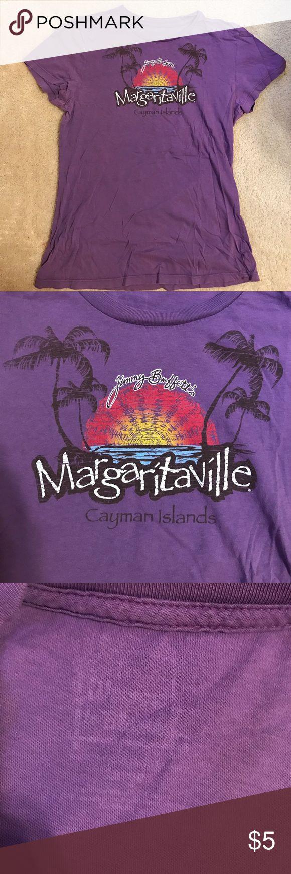 Margaritaville Cayman Islands purple women's t Margaritaville Cayman Islands purple women's t Tops Tees - Short Sleeve