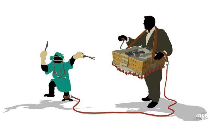 Σκίτσο του Δημήτρη Χαντζόπουλου (06.05.17) | Σκίτσα | Η ΚΑΘΗΜΕΡΙΝΗ
