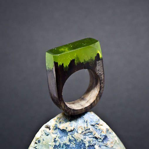 ForestDreamer / Drevený prsteň: Pieseň pre vodníka