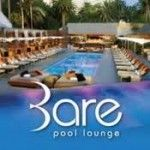 If you are looking for a wild and crazy what happens in Vegas stays in Vegas story, then Bare Pool Lounge at the Mirage is where you need to go!  #ToplessPool #VegasPools #BarePool