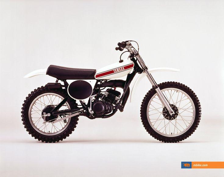 1975 Yamaha YZ 125 C