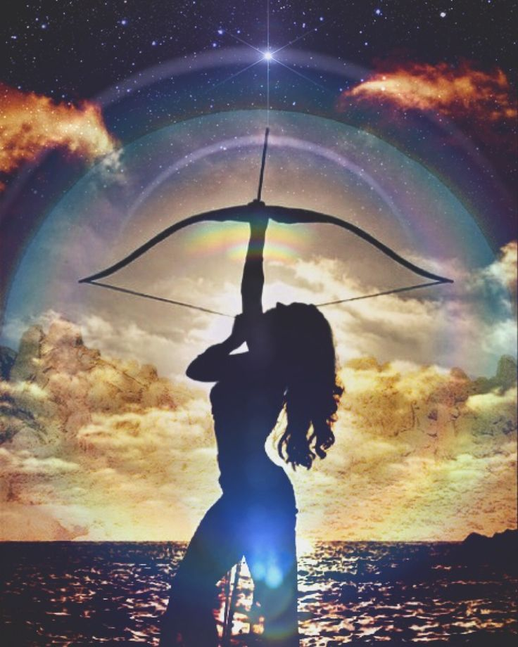Sagittarius Full Moon -- Moon Blog — Goddess Rising
