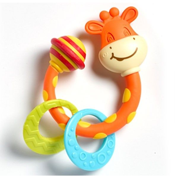 Buy Tiny Love Teether Rattle Giraffe by Tiny Love online and browse other products in our range. Baby & Toddler Town Australia's Largest Baby Superstore. Buy instore or online with fast delivery throughout Australia.