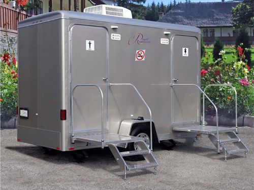 29 best portable restroom images on pinterest bathrooms - Portable bathroom rentals for weddings ...